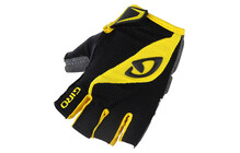 Giro Men's Bravo 12M Handschuhe black/yellow